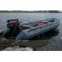 Надувная моторная лодка ФЛАГМАН 420 IGLA Пиксель