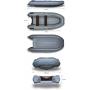 Надувная моторная лодка ФЛАГМАН 450 Пиксель