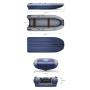 Двухкорпусная надувная лодка ФЛАГМАН DK 370 IGLA Пиксель