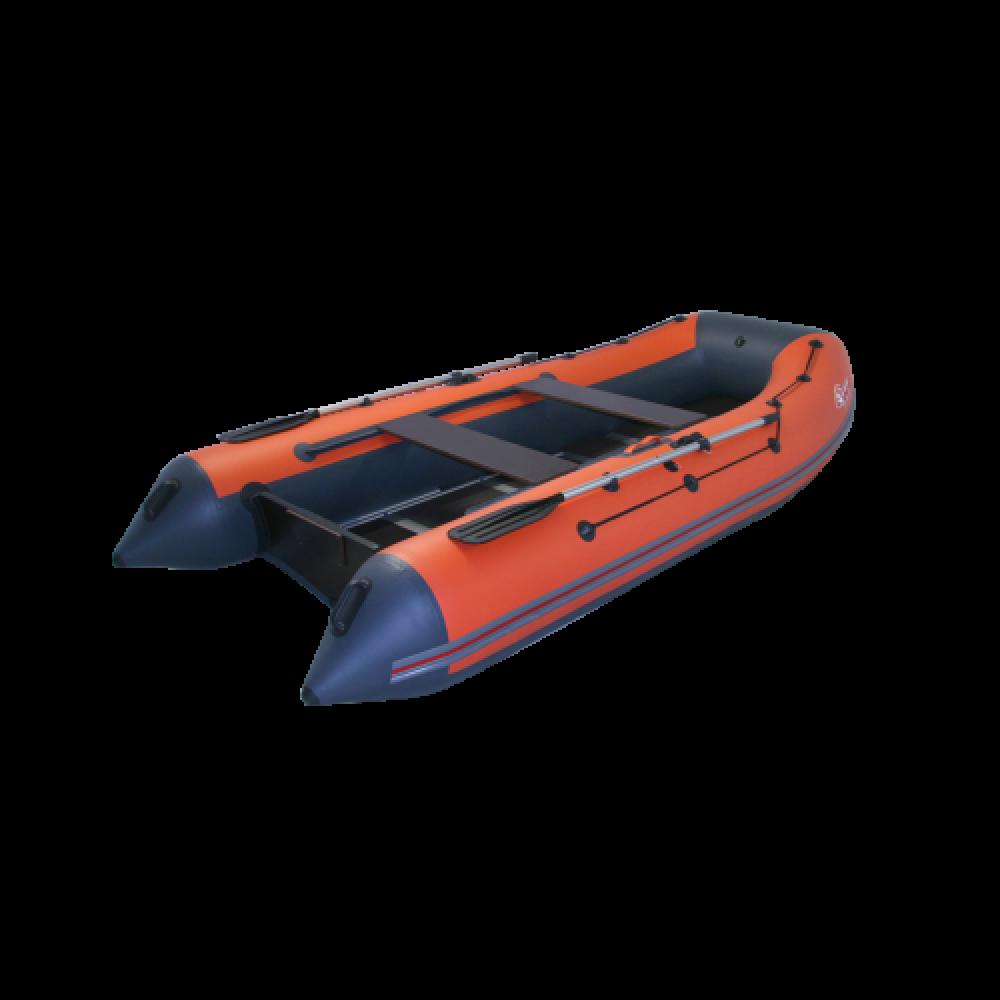 Лодка надувная моторная ПВХ Angler an 400XL