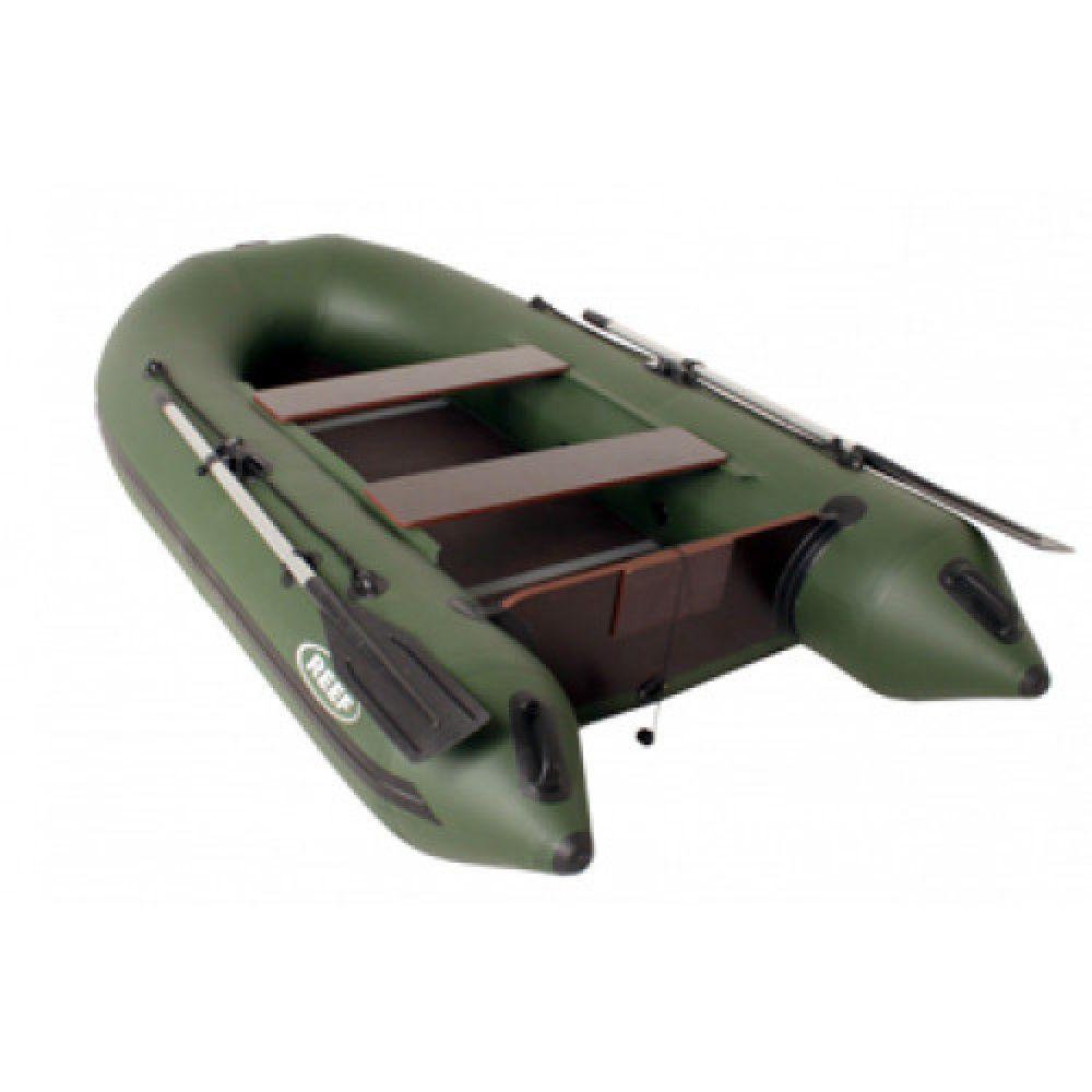 Лодка надувная моторная ПВХ Reef 290KC