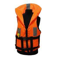 Детский спасательный (спасжилет) жилет Юнга, односторонний 20 кг
