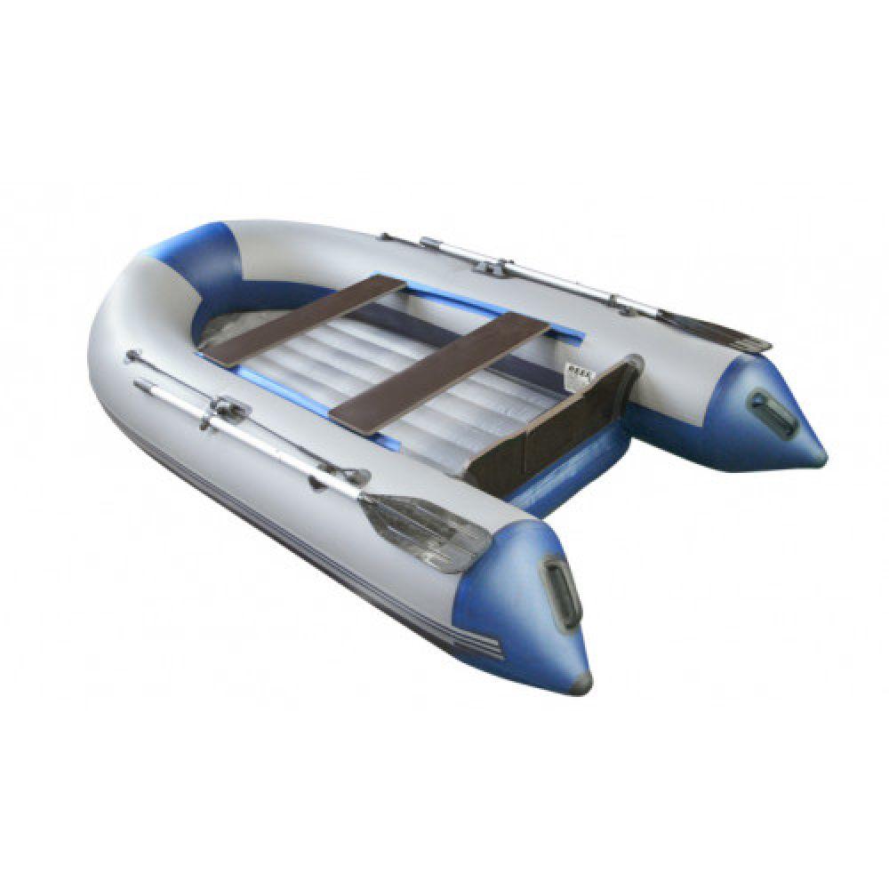 Лодка надувная моторная ПВХ НДНД Reef 290нд