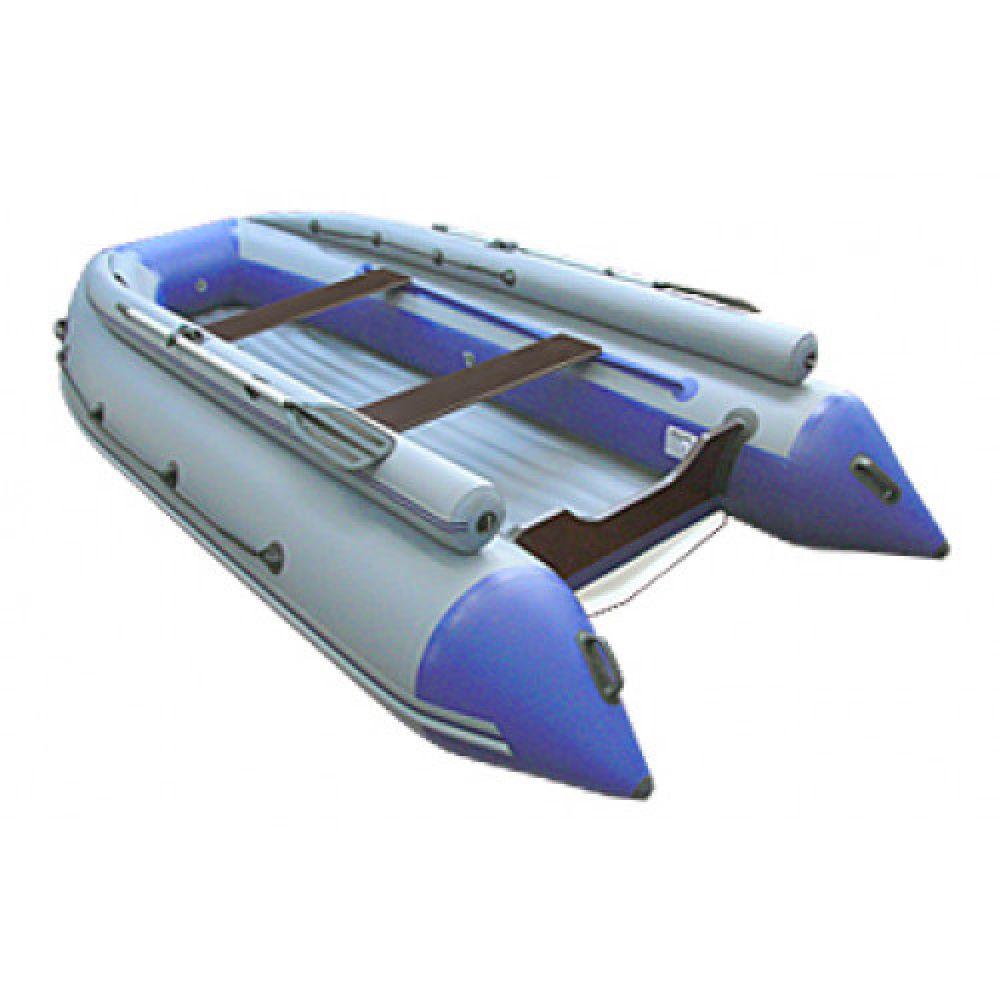 Лодка надувная моторная ПВХ НДНД Reef 390Fнд