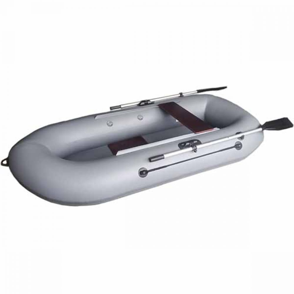 Лодка надувная гребная ПВХ Reef 240
