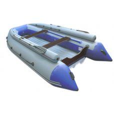 Лодка надувная моторная ПВХ НДНД Reef тритон 360Fнд
