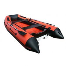 Лодка надувная моторная ПВХ НДНД Reef тритон 420нд