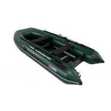 Лодка надувная моторная ПВХ Yukona 400TS