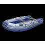 Лодка надувная моторная ПВХ НДНД Skat тритон 370нд