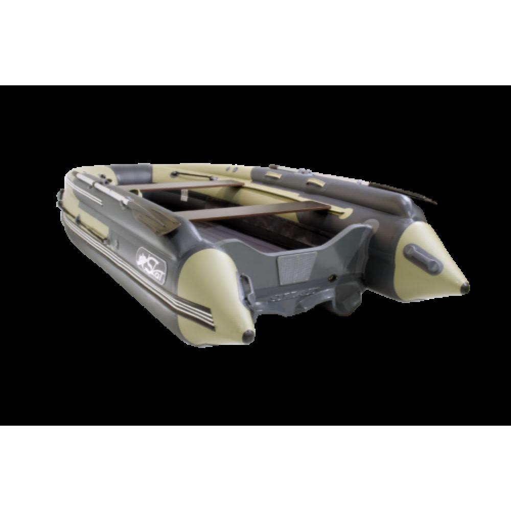 Лодка надувная моторная SKAT Тритон 390 (Скат 390 пл NDFi)
