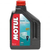 Масло для 2-тактных моторов Motul Outboard, TC-W3, 2 л