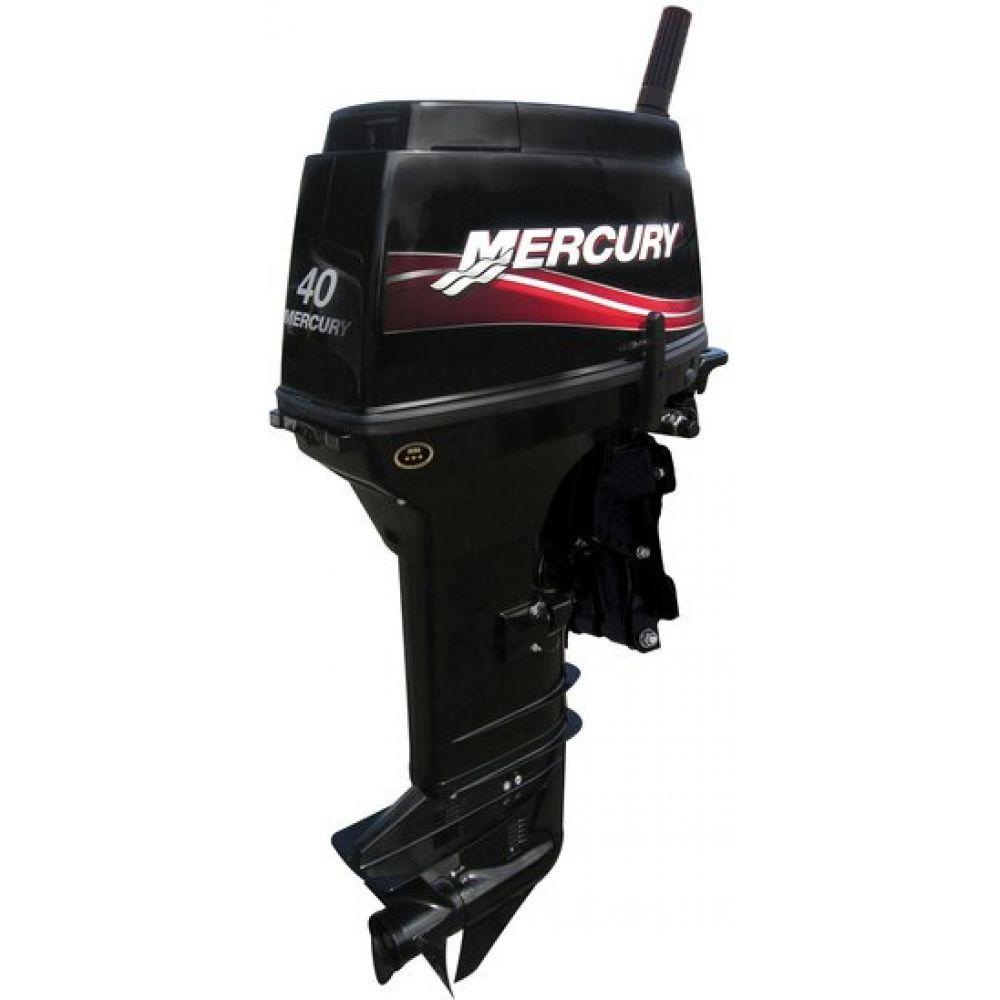 Лодочный мотор Mercury 40ML 697СС