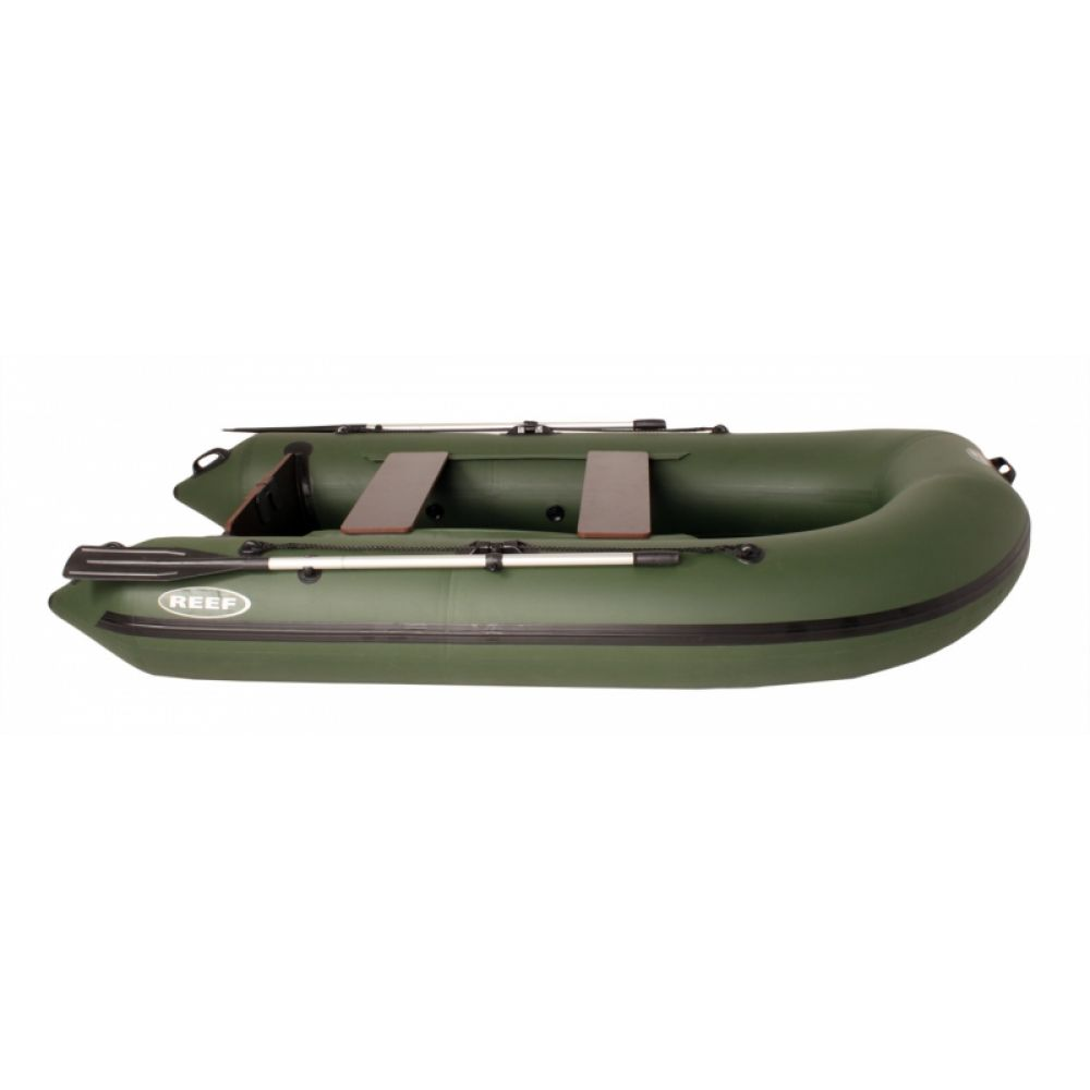Лодка надувная моторная ПВХ Reef 320L