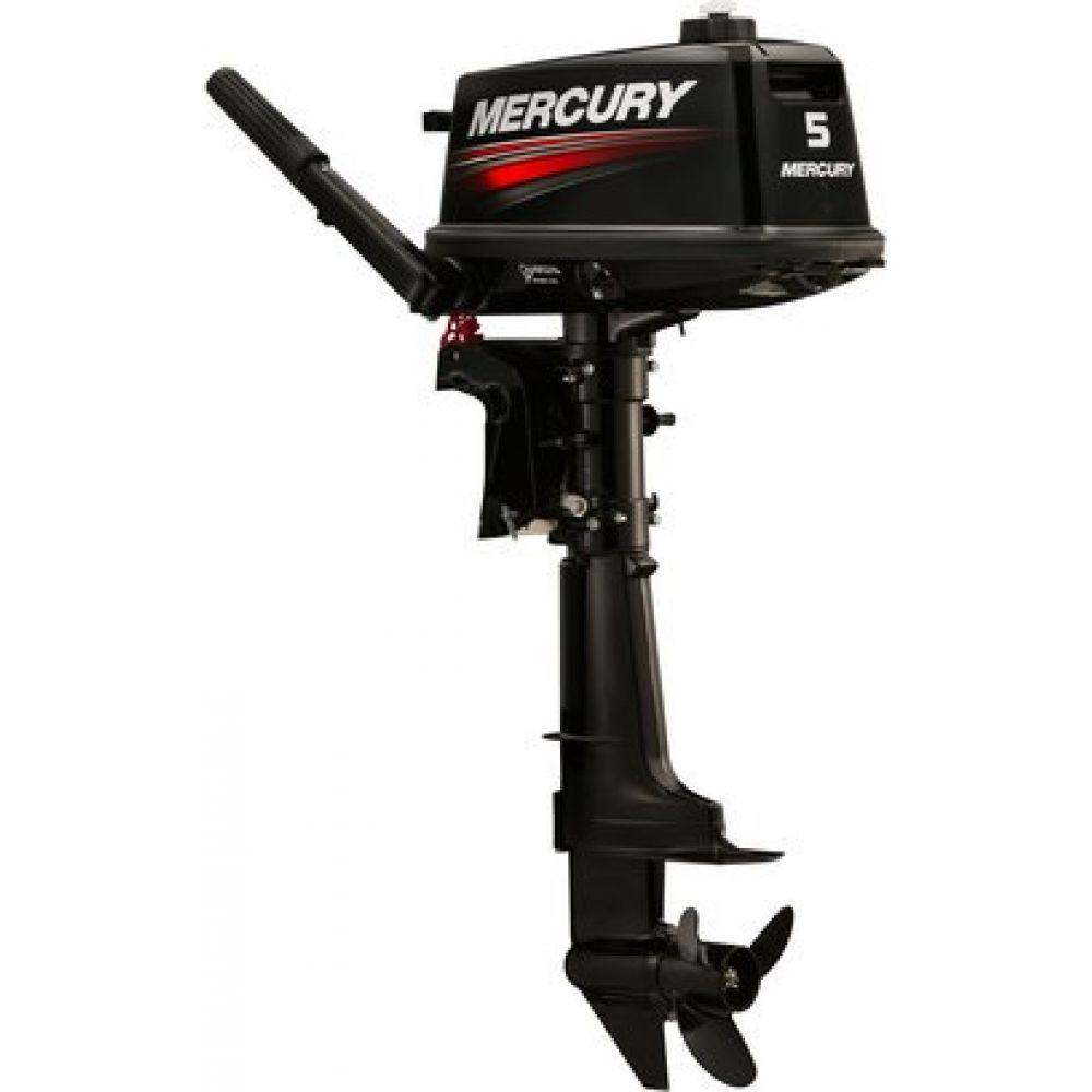 Лодочный мотор Mercury(Меркурий) 5ML