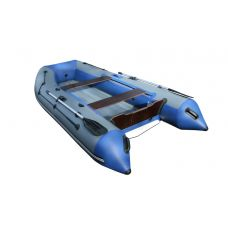 Лодка надувная моторная ПВХ НДНД Reef 335нд