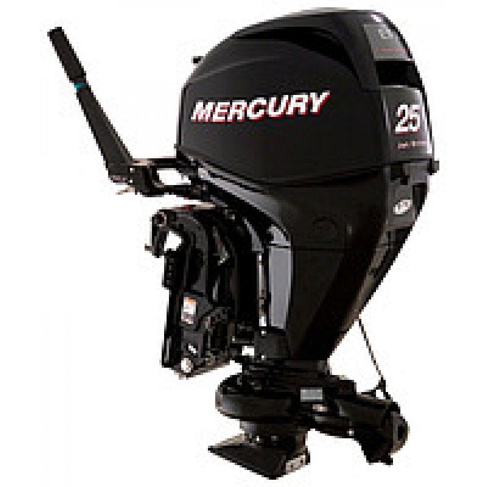Лодочный мотор Mercury Jet 25MHLGA EFI