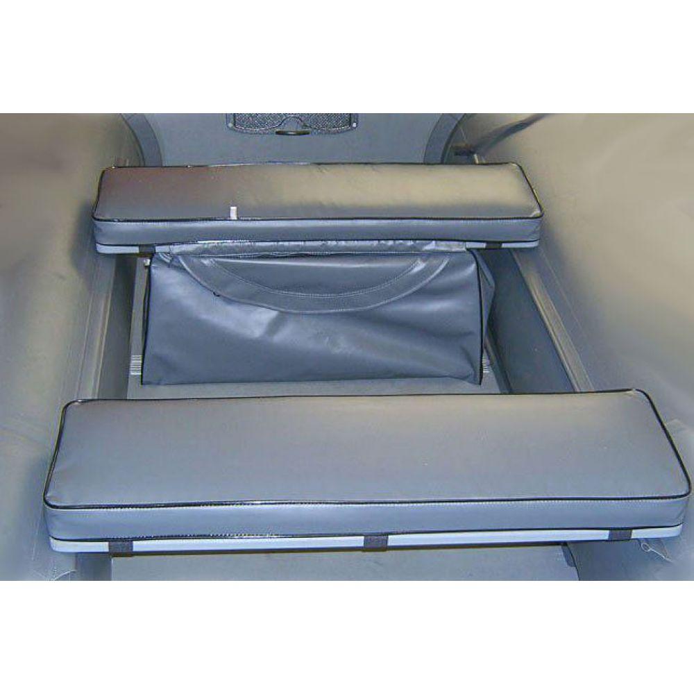 Мягкие накладки на банки (комплект) 105х25