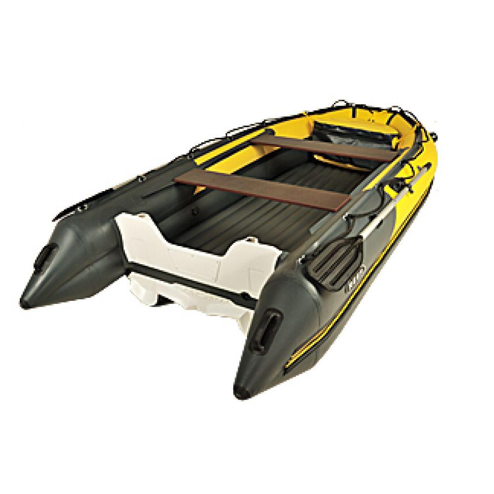 Лодка надувная моторная ПВХ НДНД Skat тритон 350пл нд