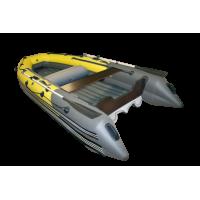 Лодка надувная моторная ПВХ НДНД Skat тритон 350нд