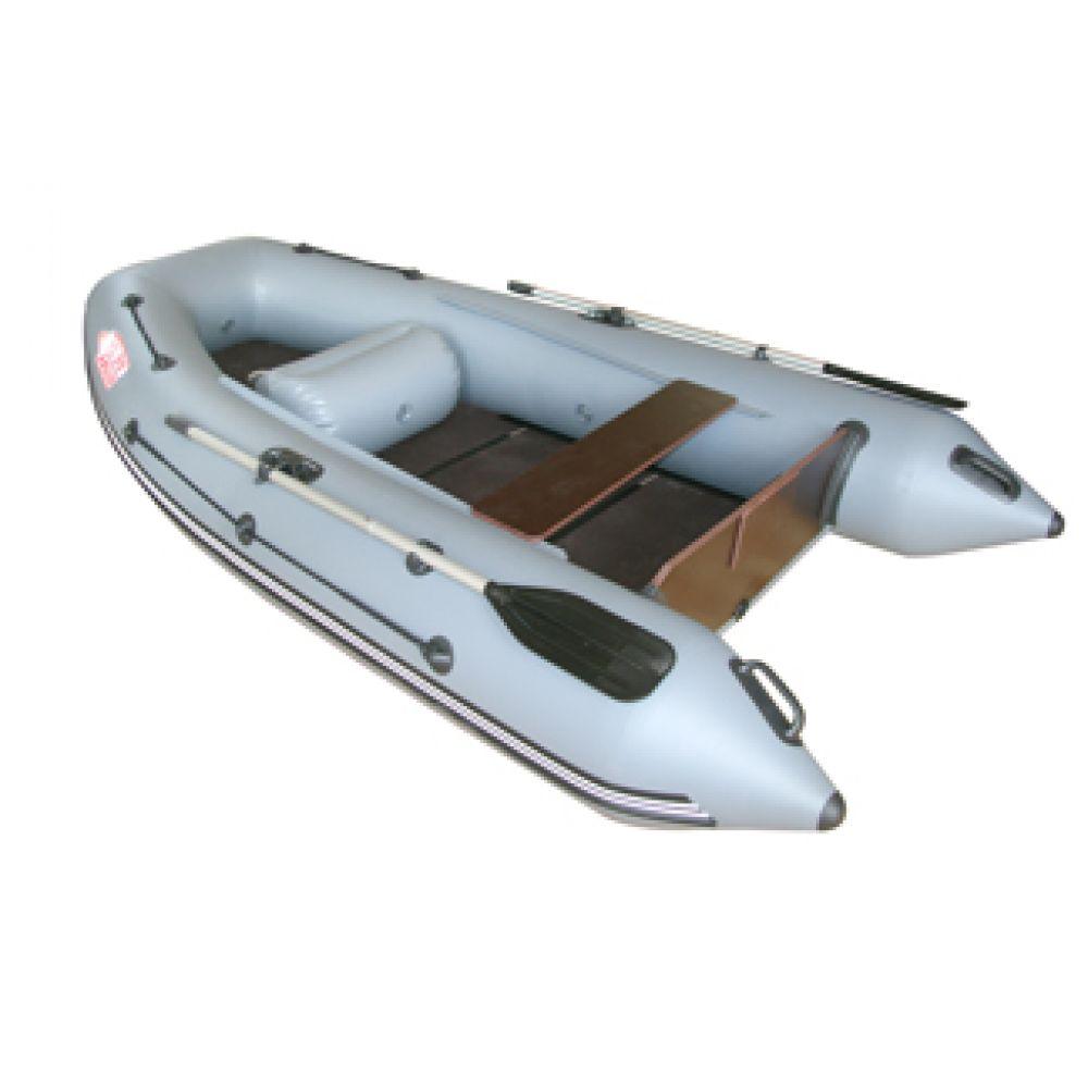 Лодка надувная моторная ПВХ Angler an 280XL