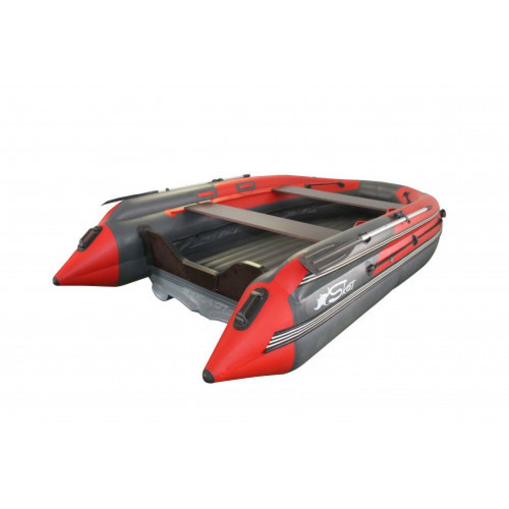 Лодка надувная моторная ПВХ НДНД Skat 400NDFi