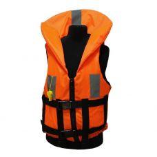 Спасательный (спасжилет) жилет детский Юнга, односторонний 20 кг