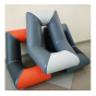Кресла надувные для лодки