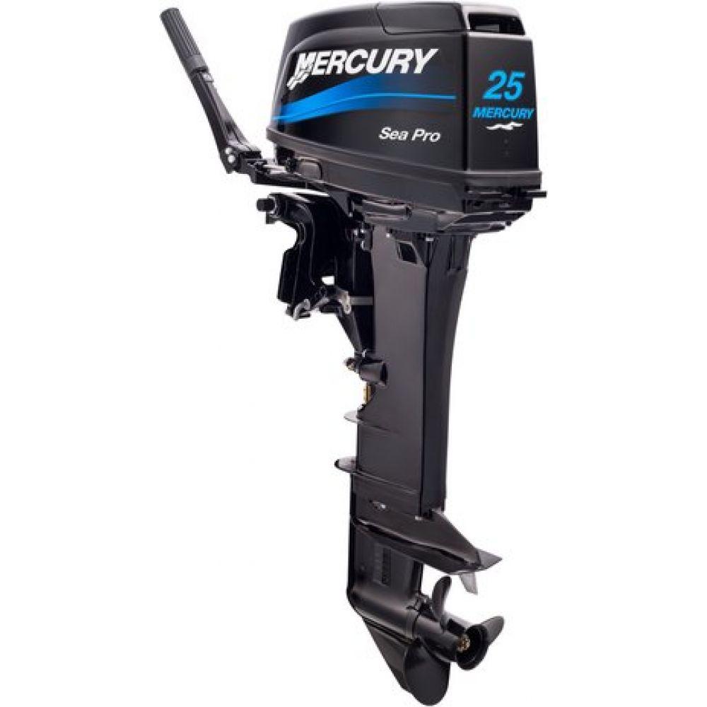 Лодочный мотор Mercury(Меркурий) 25ML SeaPro