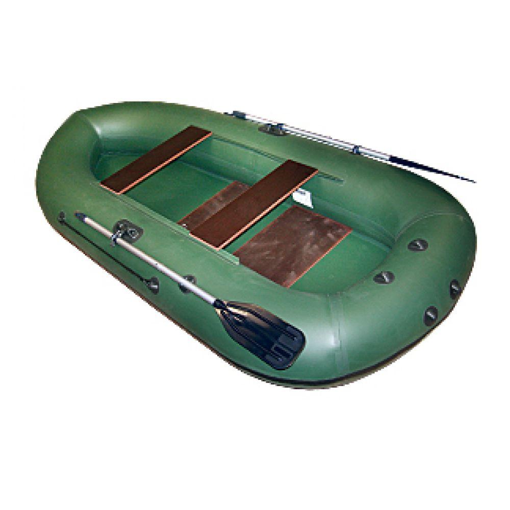 Лодка надувная гребная ПВХ Reef 280