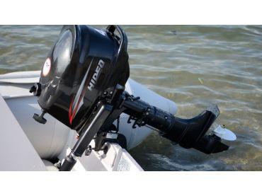 Китайские лодочные моторы: их разновидности и лучшие представители