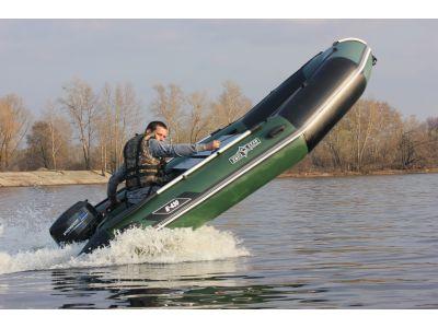 Лодки Глиссер (Glisser)