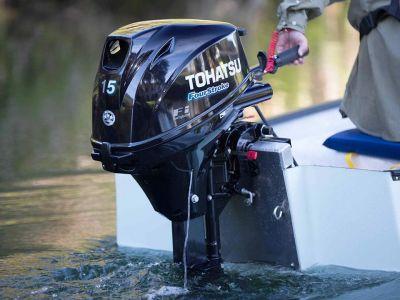 Лодочные моторы Tohatsu (Тохатсу) – качество и доступность в одном лице