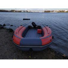 Лодка надувная моторная SKAT Тритон 450 с интегрированным фальшбортом (Скат 450NDFi)
