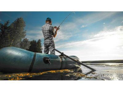 Лучшие лодки ПВХ для рыбалки в 2021 году