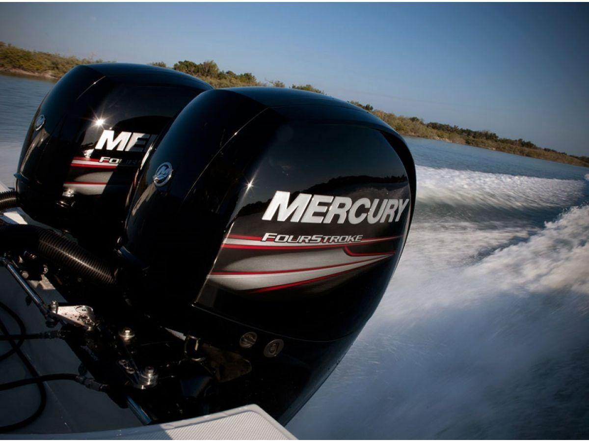 Акция на лодочные моторы «Лето с Mercury»