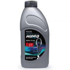 Моторное масло HIDEA 2T полусинтетическое 1 л