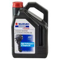 Моторное масло MOTUL SUZUKI MARINE 2T полусинтетическое 4 л