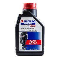 Масло трансмиссионное для лодочного мотора Motul Suzuki Marine Gear Oil 90 1 л (108879)