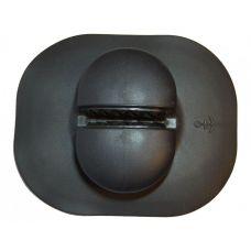Якорный рым (чёрный) для лодки ПВХ